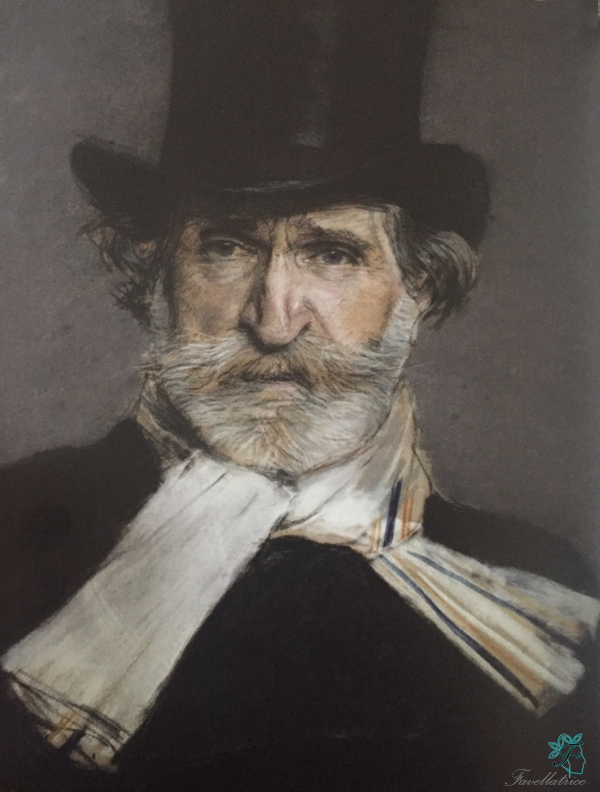 Chân dung Giuseppe Verdi