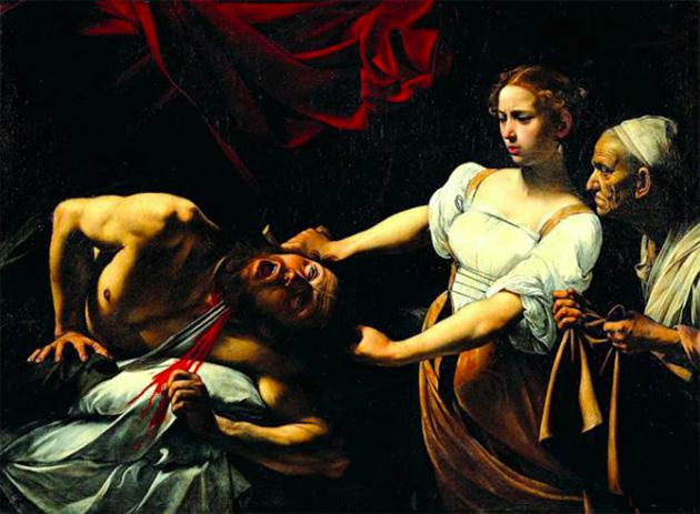 Giuditta e Oloferne 1692