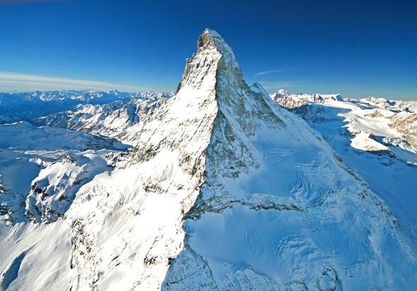 cervino matterhorn favellatrice leo núi ở Ý