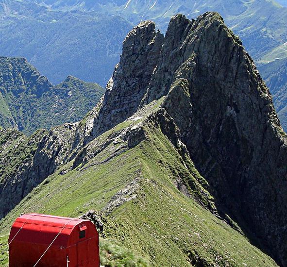 parco orobie favellatrice leo núi ở Ý