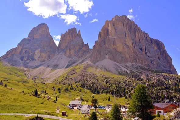 Sasso lungo Favellatrice Leo núi ở Ý
