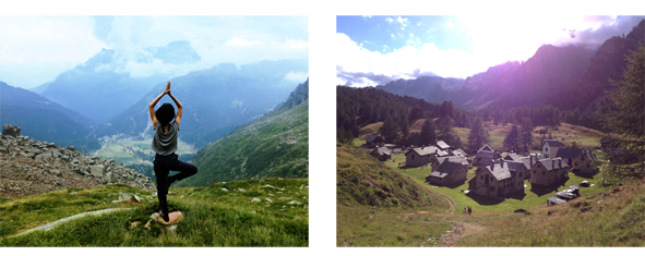 Alpe devero favellatrice 12 chặng leo núi ở ý