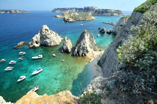 Tremiti - Favellatrice Biển Đông nước Ý