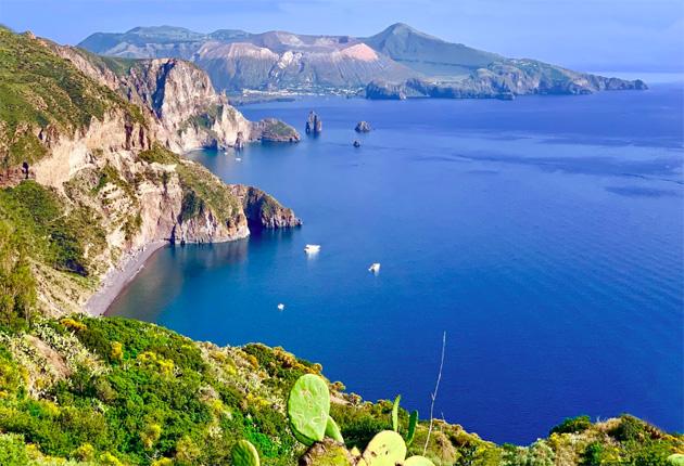 Spiaggia di Valle Muria Favellatrice Biển Nam Ý