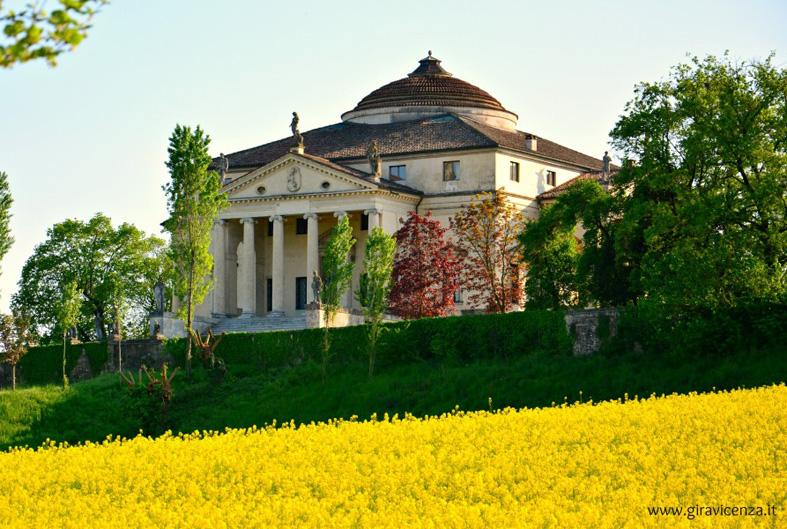 Villa Palladio Favellatrice