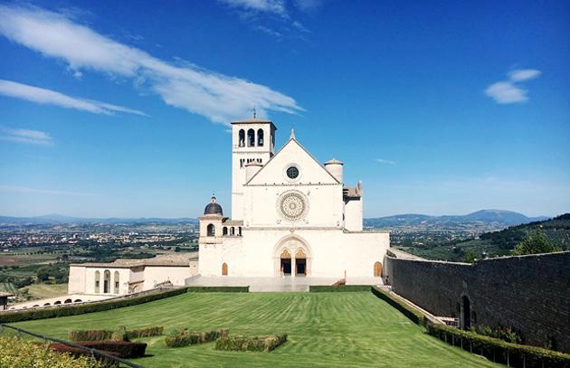 Favellatrice Assisi