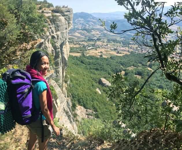 Cắm trại ở Ý Favellatrice