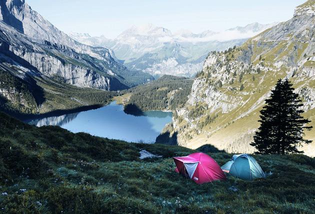 Cắm trại tự do ở Ý Favellatrice Campeggio