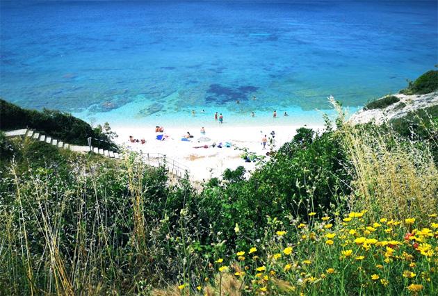 Capo Bianco Favellatrice.com bãi biển đẹp nhất Ý
