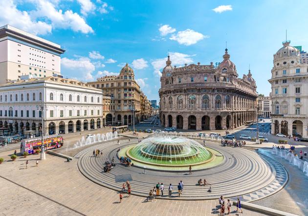 Unesco Favellatrice Genova