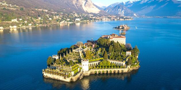 Isola Bella Du lịch Ý lần đầu, du lịch Ý tự túc