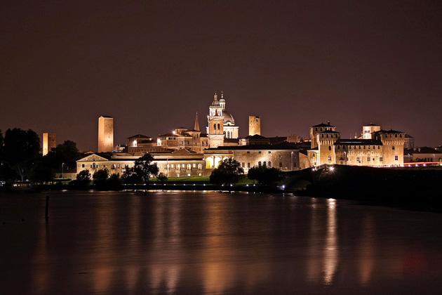 Unesco Favellatrice Mantova