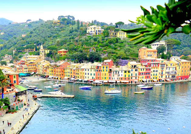 Portofino - Favellatrice