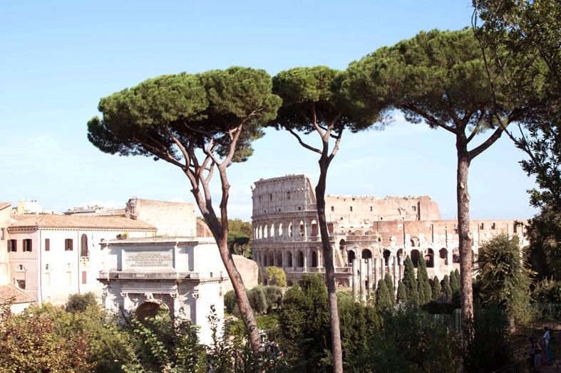 Roma Rome - 54 di sản Unesco ở Ý Favellatrice