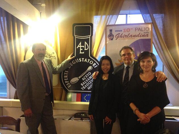 Hiệp hội Chuyên gia Thử giấm Balsamic ABTM