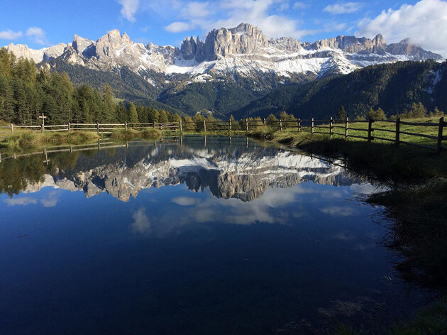 Hồ ở Ý đẹp nhất Fie allo scillar