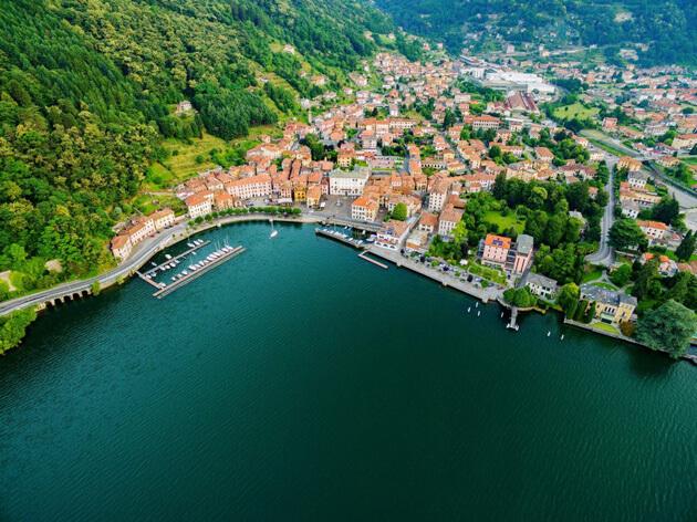 Lago di Como Hồ ở Ý