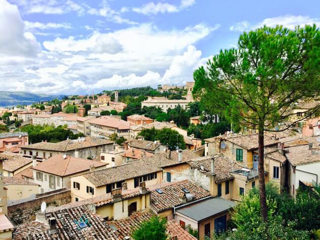 Một góc Perugia