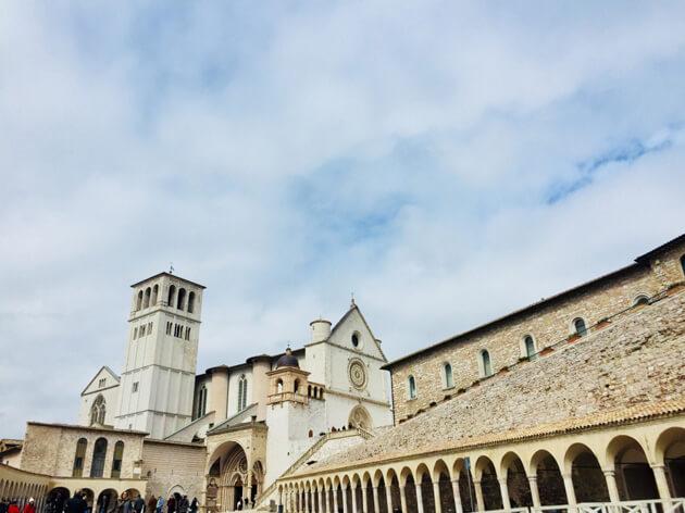 Thánh đường San Francesco Assisi