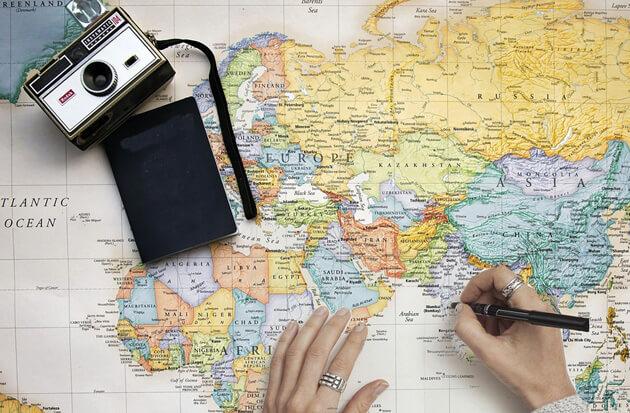 Cơ hội việc làm tiếng Ý, Du lịch Ý lần đầu, du lịch Ý tự túc