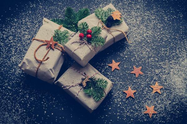 Quà Giáng Sinh ở Ý