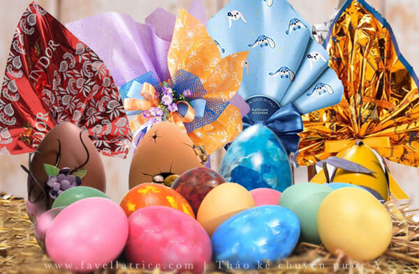 Trứng phục sinh Uovo di Pasqua